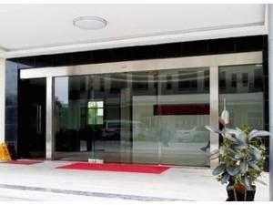 上海感应门电子门维修 浦东张江玻璃门维修安装