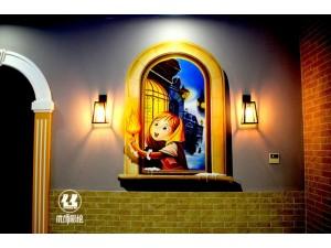 提供彩绘壁画,墙绘,儿童游乐场彩绘,幼儿园彩绘服务