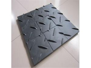 防滑耐磨抗压高分子聚乙烯地垫