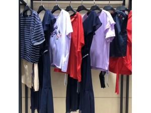 品牌折扣女装一手货源走份批发迪卡轩国内一二线中高端名品服装