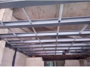 朝阳区钢结构阁楼制作二层搭建造价13161435286