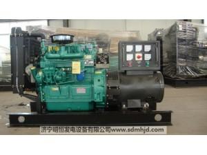 8KW发电机单机纯铜线发电机价格|山东发电机组