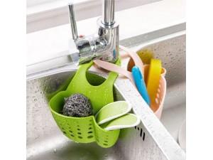 【无悠小铺】挂篮水槽沥水篮厨房用品置物架