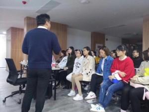 永川化妆美甲纹绣培训学校、绮艺化妆培训、永川化妆美容培训