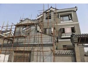 北京别墅加建改造 别墅增层扩建一平米报价