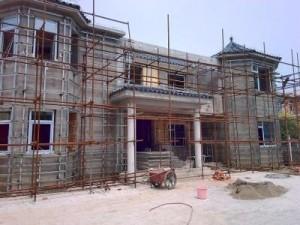 北京别墅改造加建 别墅扩建二层13161435286