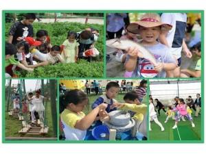 六一儿童节帽峰山生态园亲子一日游