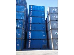 长期提供天津二手集装箱二手冷藏箱集装箱改造房