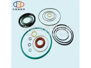 氟橡胶O型密封圈,耐腐蚀橡胶密封件,18年广东橡胶圈厂家