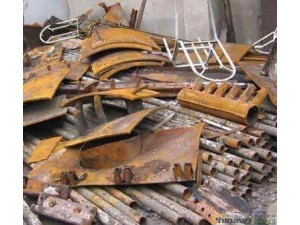 废品废油旧货金属回收