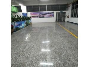 柳州/水磨石地面固化/水磨石地坪翻新