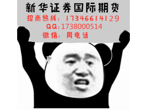 天津新华国际期货新华证券诚招代理商哪家专业