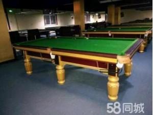 北京二手台球桌转让 二手台球桌配置齐全 送货安装