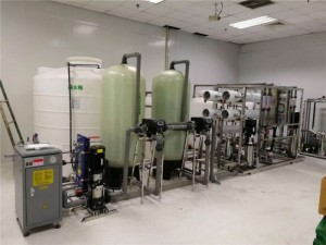 合肥半导体芯片清洗用水设备/合肥超纯水设备