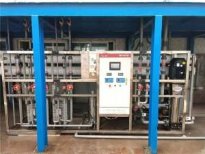 合肥电镀行业超纯水设备/合肥去离子水设备