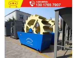 每小时50-100吨的洗砂机型号有哪些型号可用