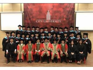 马来西亚城市大学工商管理博士(DBA)学位课程简章