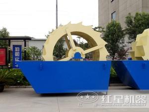 时产100吨左右洗砂机什么价LYJ79