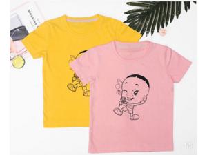 【长康童装店】儿童纯棉新款T恤