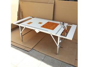 装修木工折叠便携推台锯