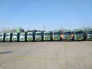 青岛港集装箱车队省内多线路优势性价比高欢迎咨询