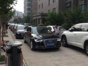 2019年西安宝马3系婚车头车租赁价格表