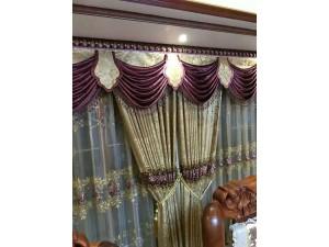 窗帘免费上门量窗安装