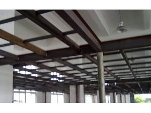 固安钢结构家庭阁楼搭建底商做二层