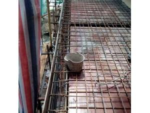 房山区底商二层搭建混凝土浇筑夹层制作