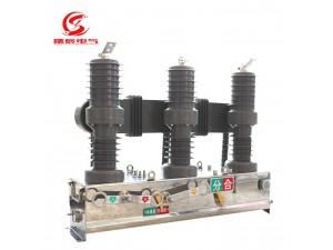 户外线路专用10KV高压断路器ZW32-12