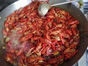 高端龙虾宴