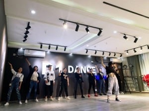 杭州D1爵士舞培训