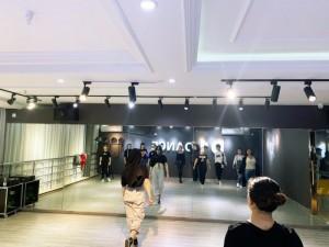 杭州D1平台领舞培训