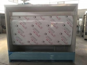 漆雾废气处理环保设备水帘柜河南生产厂家