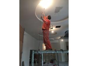 上海房屋翻新墙面粉刷刮腻子刷油漆
