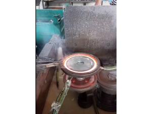 链轮淬火机高频淬火设备