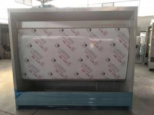 各行业废气处理设备水帘柜河北厂家价格