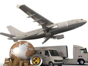 中国到英国空运专线门对门派送