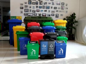 重庆240L120L分类垃塑料圾桶厂家批发