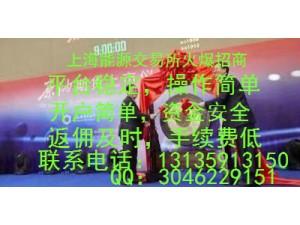 国内原油期货,上海能源交易所.火爆招商进行中