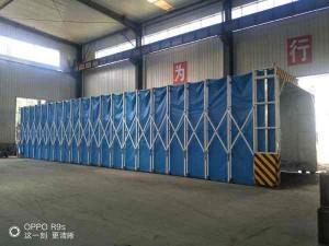 鞍山优质环保型伸缩房 废气处理设备