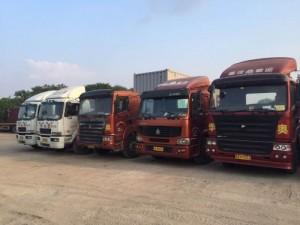 宁波梅山港口码头拖车服务