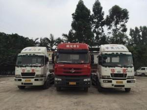 宁波大谢港口码头拖车服务