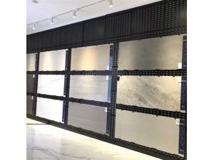 广东瓷砖样品冲孔板展示架陶瓷冲孔板展具生产厂家