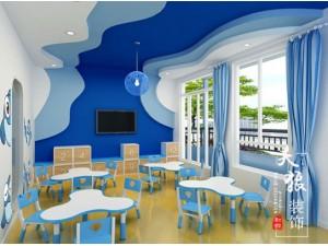 幼儿园装修设计色彩搭配上的要求
