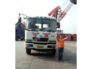 中山最专业拖车公司