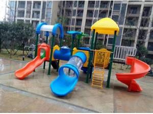 厂家定制大型户外幼儿园公园组合滑梯