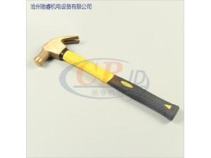驰睿生产批发木柄羊角锤直角羊角锤质量保证