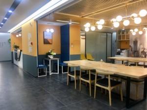 全新装修 众创空间办公室直租 配套专业前台服务