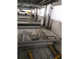 全国大量回收三层升降横移立体车库 收购二手停车位